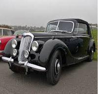 1950 Riley DHC
